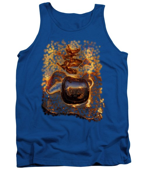 Tank Top featuring the photograph Jump by Sami Tiainen