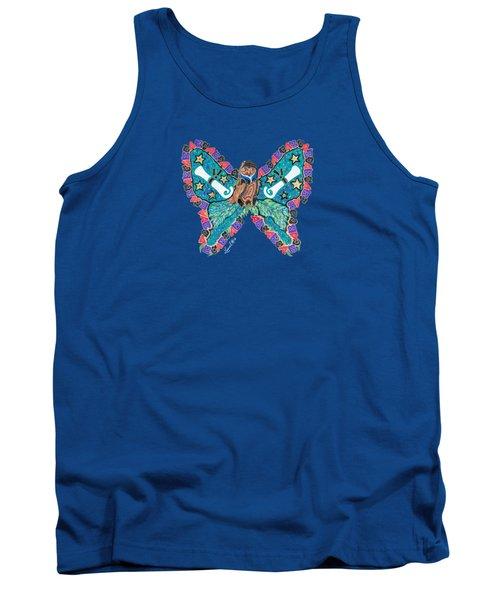 June Butterfly Tank Top