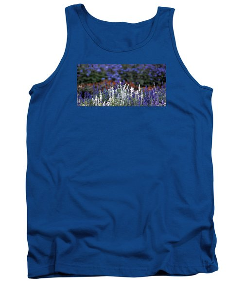 Just Before Fall Tank Top by Tim Good