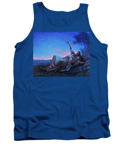 Just For A Moment Tank Top