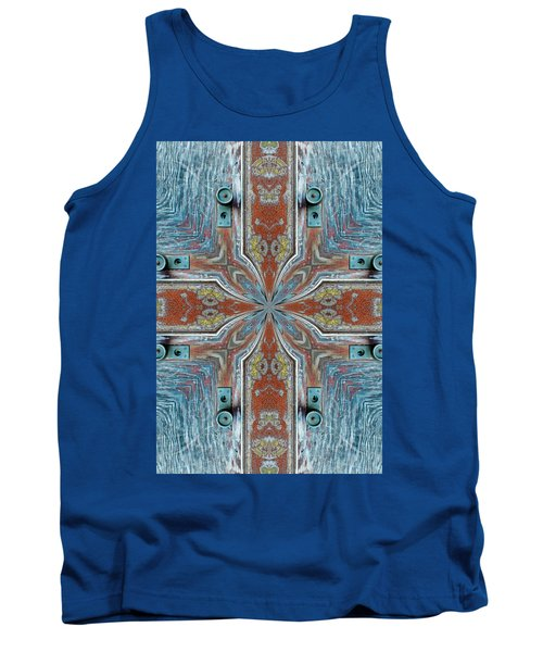 K 112 Tank Top by Jan Amiss Photography