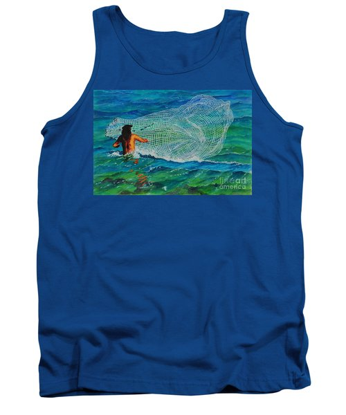 Kauai Fisherman Tank Top