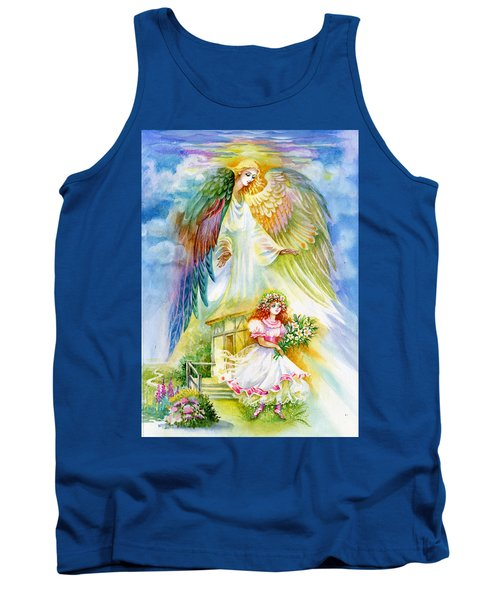 Keep Her Safe Lord Tank Top
