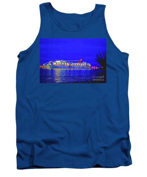 Key West Cruising  Tank Top