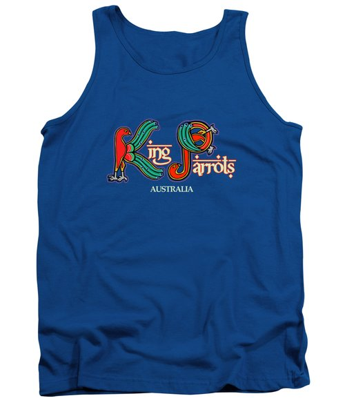 King Parrots Australia Tank Top
