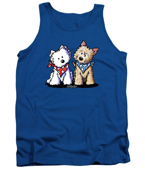 Kiniart Butch And Sundance Tank Top