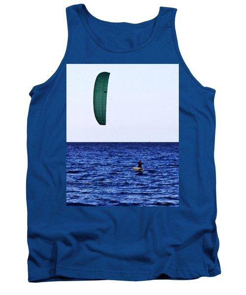 Kite Board Tank Top