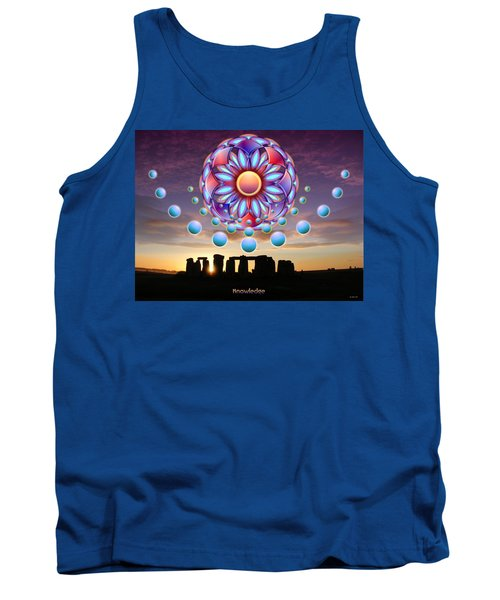 Knowledge Tank Top
