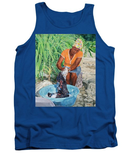 Labour Of Love Tank Top