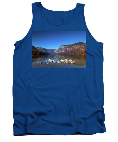 Lake Bohinj Tank Top