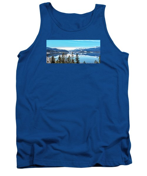 Lake Dillon Colorado Tank Top