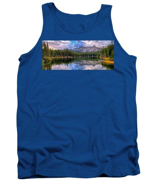 Lake Mamie Panorama Tank Top