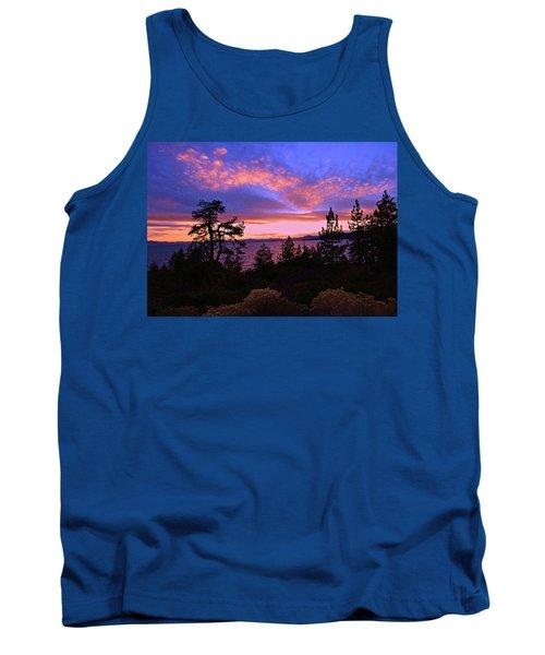 Lake Tahoe Crescendo Tank Top
