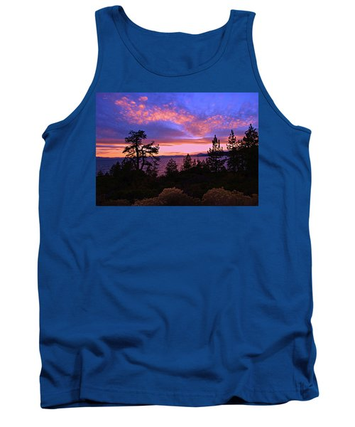 Lake Tahoe Crescendo Tank Top