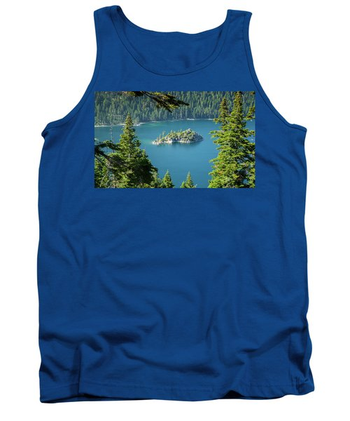 Tank Top featuring the photograph Lake Tahoe by RC Pics