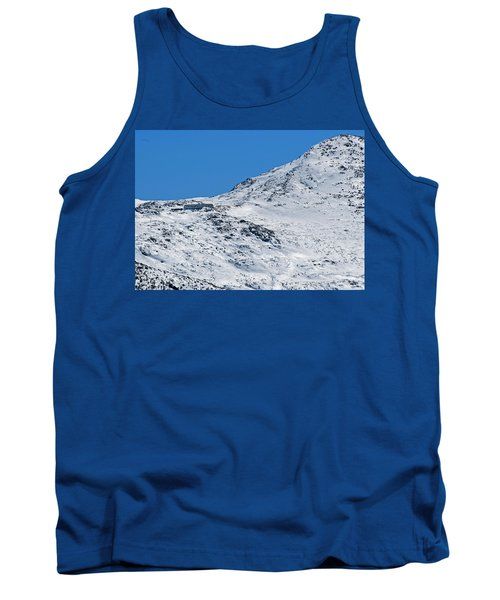 Lakes Of The Clouds Hut And Mount Monroe Tank Top