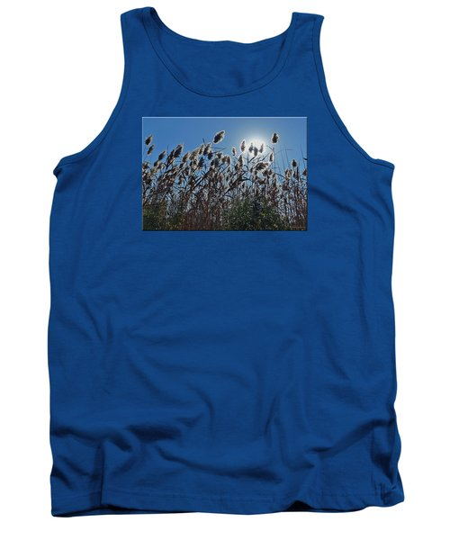 Lakeside Plants Tank Top by Mikki Cucuzzo