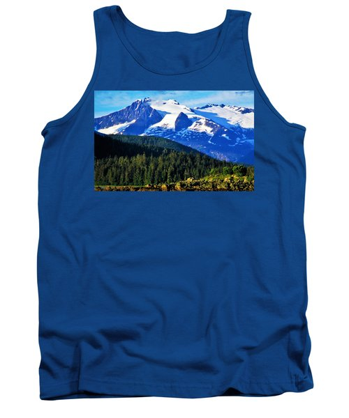 Earth Tank Top by Martin Cline