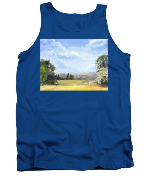 Lapoint Utah Tank Top by Jane Autry
