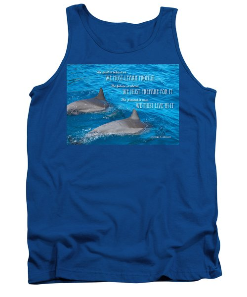 Learn Prepare Live Tank Top