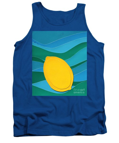 Lemon Slice Tank Top