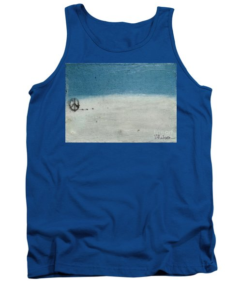 Let There Be Peace Tank Top