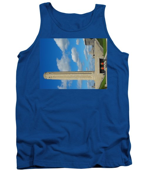 Liberty Memorial On A Perfect Day Tank Top