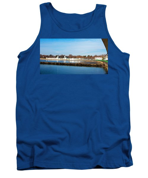 Life In Rye Tank Top by Jose Rojas