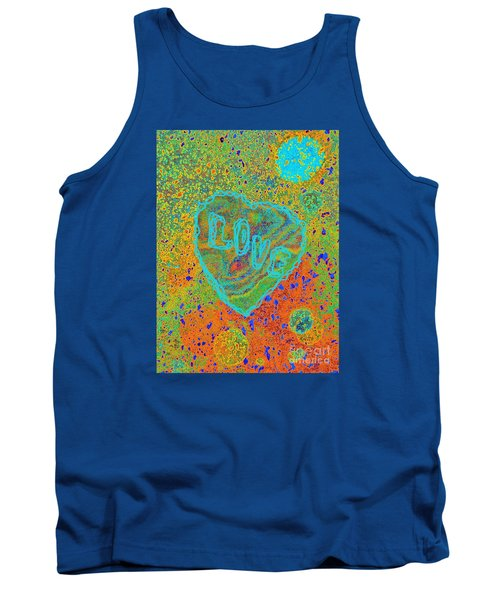 Light Love By Jasna Gopic Tank Top