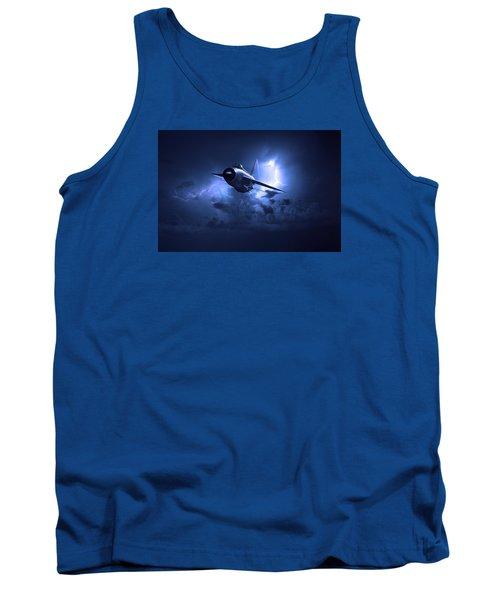 Lightning Storm Tank Top