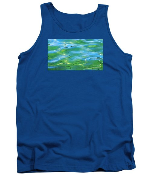 Little Fish Tank Top by Scott Cameron