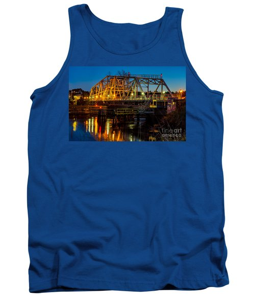 Little River Swing Bridge Tank Top