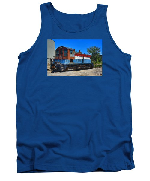 Locomotive Tank Top by Ronald Olivier