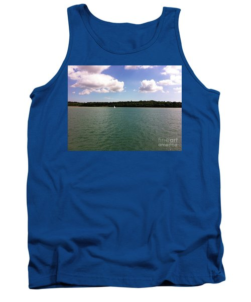 Lone Sailor Tank Top