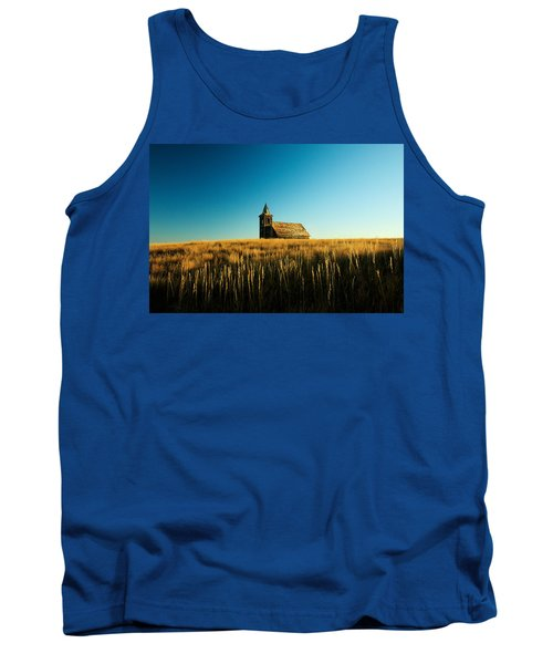 Lonely Old Church Tank Top