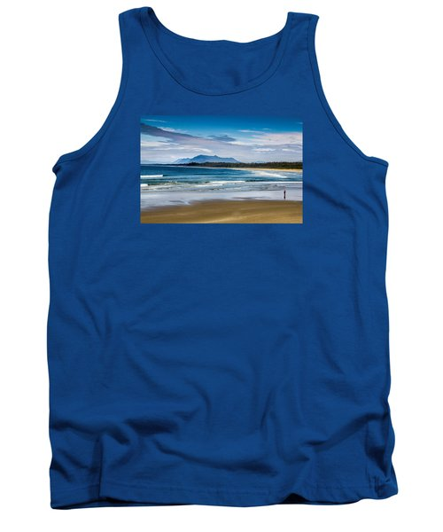 Long Beach, B.c Tank Top