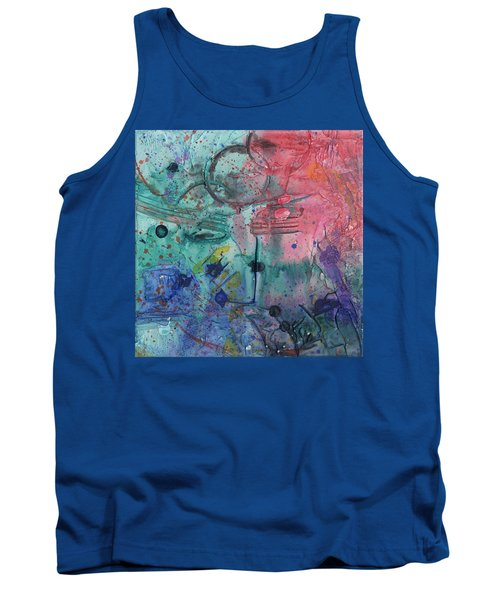 Lost Paradise Tank Top by Phil Strang