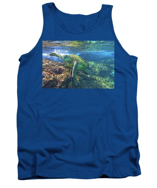 Lunch Time Tank Top by James Roemmling