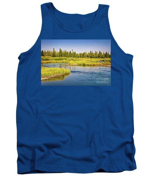 Madison River Tank Top