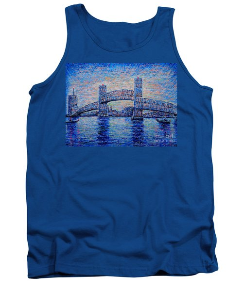 Main St.bridge,#2 Tank Top