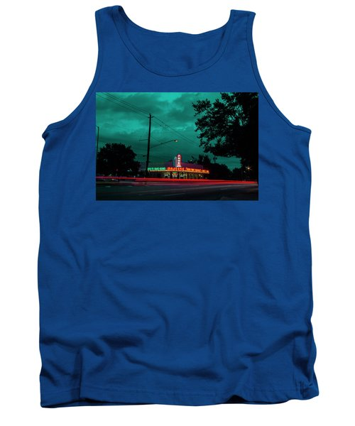 Majestic Cafe Tank Top