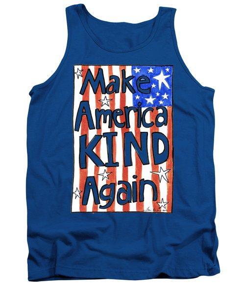 Make America Kind Again Tank Top