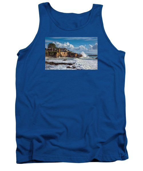Mansion On The Cliffs Tank Top