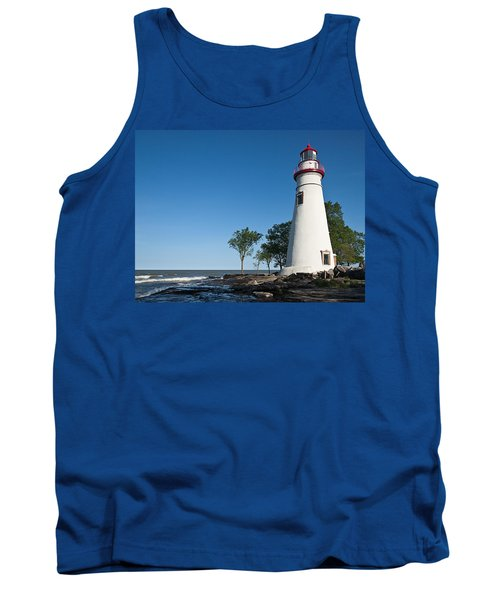 Marblehead Lighthouse Tank Top