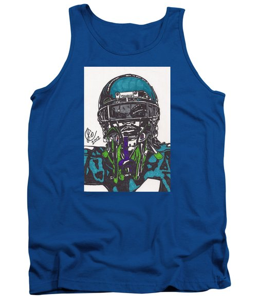 Marshawn Lynch 1 Tank Top by Jeremiah Colley