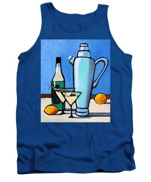 Martini Night Tank Top