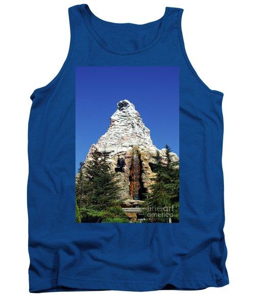 Matterhorn Disneyland Tank Top