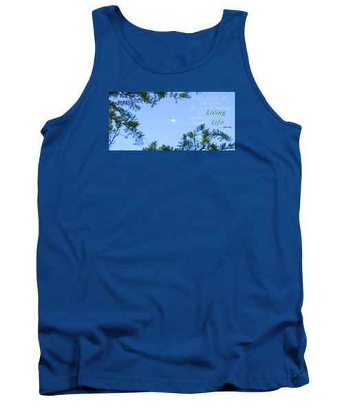 Tank Top featuring the photograph Maximize by David Norman