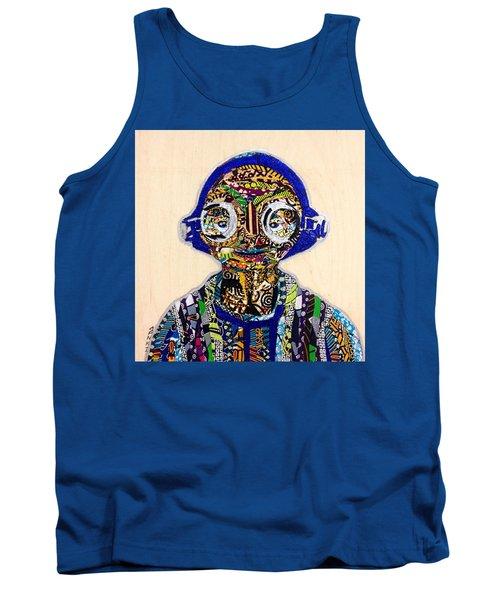 Maz Kanata Star Wars Awakens Afrofuturist Colection Tank Top