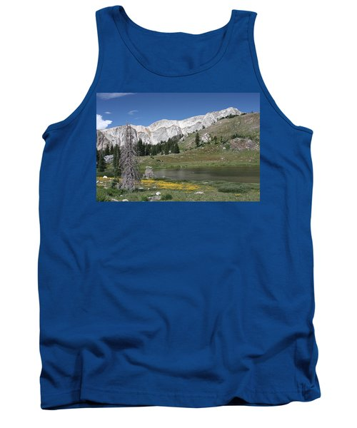 Medicine Bow Peak Tank Top